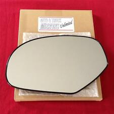 NEW Mirror Glass AND BACKING HEATED CHEVY GMC TRUCK SUV Driver Left Side