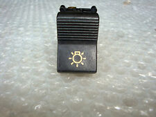 INTERRUTTORE LUCI ESTERNE-LIGHT SWITCH FIAT 131 -FIAT 127 CL -FIAT 128