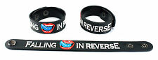 FALLING IN REVERSE  Rubber Bracelet Wristband The Drug in Me Is You aa137
