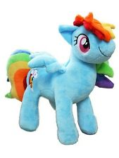 "My Little Pony Friendship is Magic Rainbow Dash 12"" Plush Soft Doll Toy"