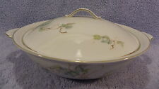 Hutschenreuther Carolus Magnus Covered Vegetable Serving Bowl with Lid