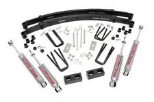 "ROUGH COUNTRY 3"" SUSPENSION LIFT KIT TOYOTA PICKUP 79-83 4WD 4X4 STRAIGHT AXLE"