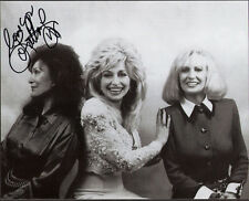 ORIGINAL Vintage LORETTA LYNN Photo SIGNED AUTOGRAPH Dolly Parton TAMMY WYNETTE