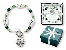 Expressively Yours IRISH Blessings Bracelet Toggle Clasp