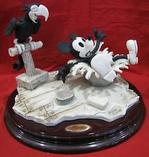 DISNEY Giuseppe Armani Steamboat Willie Featuring Mickey Mouse  PAPERWORK & COA