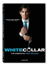 White Collar: The Complete First Season [4 Discs] (2010, REGION 1 DVD New) WS