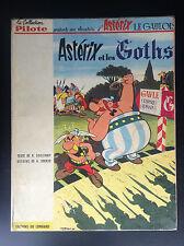 Astérix et Les goths EO Brochée belge 1963 BON ETAT