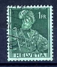 SWITZERLAND - SVIZZERA - 1941 -  Ludwig Pfyffer (1524-1594). B3475