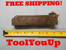 ND5 NSL 853 D TOP NOTCH STYLE INSERT LATHE TOOL HOLDER GROOVING THREADING