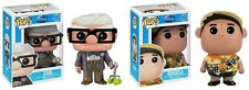 Funko POP! Disney Up Vinyl Figure #59 Carl #60 Russell (2 pc)