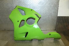 96 KAWASAKI NINJA ZX6R LEFT MID SIDE FAIRING COWL SHELF UF