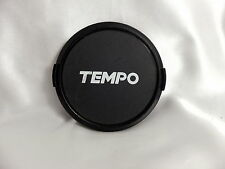 Tempo 72mm Camera Snap-on Plastic Front Lens Cap - Japan 6221013