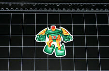 Transformers G1 Cosmos box art vinyl decal sticker Autobot toy 1980's 80s