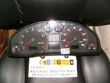 tacho kombiinstrument audi a6 4b0920950d meilen mph cockpit cluster speedometer