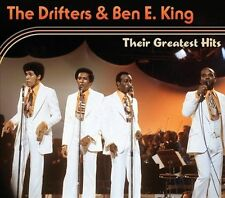 Their Greatest Hits by The Drifters (US)/Ben E. King (CD, Apr-2012, 2 Discs,...