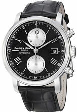 New Baume & Mercier Classima Executives Automatic Chronograph Mens Watch 8733