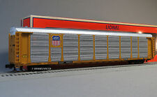 LIONEL SCALE UP 89' AUTO RACK CAR o gauge train carrier providence 6-82506 NEW
