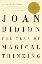 The Year of Magical Thinking by Joan Didion (2007, Paperback) LIKE NEW FREE SHIP