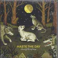 Haste The Day-Attack Of The Wolf King CD Christian Metalcore (Brand New-Sealed)