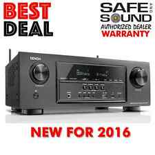 *DEALER RECERTIFIED* DENON AVR-S720W 7.2 AVR AVRS720W 333 REPLACES AVRS710W