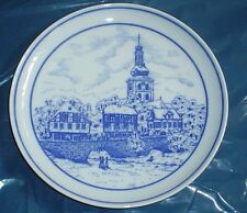 HUTSCHENREUTHER GERMANY COLLECTOR PLATE #1
