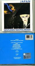 JAPAN - Gentlemen Take Polaroids - 1984 Virgin UK - David SYLVIAN
