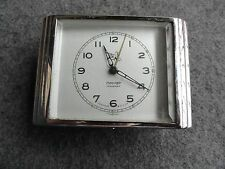 Vintage Russian Wind Up Alarm Clock