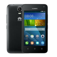 BRAND NEW HUAWEI ASCEND  Y360 BLACK 3G **UNLOCK TO ALL NETWORK**SMART PHONE