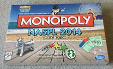 Monopoly Special Edition NJ LOTTERY edition Game NASPL 2014