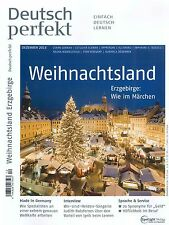 Deutsch perfekt, Heft Dezember 12/2015: Weihnachtsland +++ wie neu +++