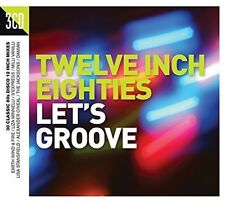Twelve Inch 80s: Let's Groove (2016, CD NEUF)3 DISC SET