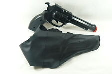 Toy Gun & Holster - Gangster Cowboy + Indians Western Fancy Dress Accessory