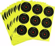 "Shoot n See 2"" Spot Shot Target 10 Pack Air Rifle Practice Pellet Shooting Gun"