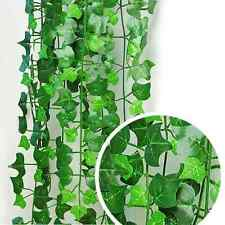 8.2feet Green Artificial Hanging Ivy Leaf Leave Garland Vine Foliage Flowers