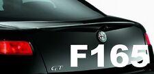 SPOILER  ALETTONE GREZZO  ALFA GT cod F165G TR165-2G