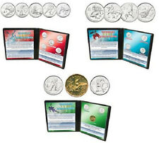 2007 - 2009 Canada Vancouver Winter Olympic Coin Collection Uncirculated Set