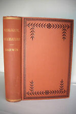 1900 Charles Darwin GEOLOGICAL OBSERVATIONS ON VOLCANIC ISLANDS OF SOUTH AMERICA