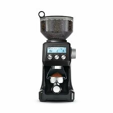 Breville BCG820BKSXL Smart Grinder Pro Coffee Bean Grinder Sesame Black BCG820