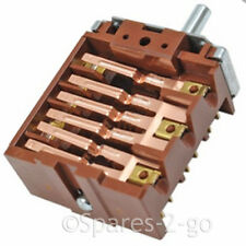 6 Position Selector Function Switch for ESSENTIALS CURRYS Oven Cooker Hob