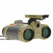 4 x 30mm Night Vision Surveillance Scope Binoculars Day & Night Glasses