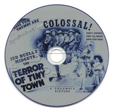 The Terror of Tiny Town (1938) Western Movie / Film on DVD