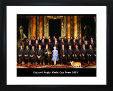 England Rugby Team 2003 Framed Photo CP0964