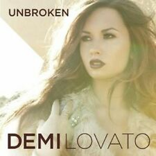 DEMI LOVATO - UNBROKEN  CD 15 TRACKS POP NEU