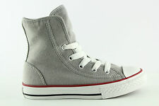 [d204] Converse Chuck All star super Hi Ct As Kids Drizzle Gris t 31 us 13k