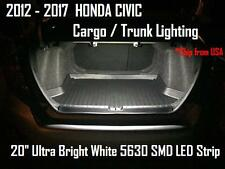 "2012 - 2017 Honda CIVIC Trunk/Cargo 20"" Lighting 5630 SMD Ultra Bright White LED"