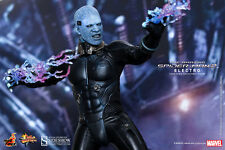 "Hot Toys The Amazing Spider-Man 2 ELECTRO 12"" Action Figure 1/6 Scale MMS246"