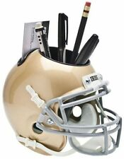 NOTRE DAME FIGHTING IRISH NCAA Schutt Mini Football Helmet DESK CADDY  FREE SHIP