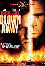 Blown Away DVD Starring  Jeff Bridges , Tommy Lee Jones , Forest Whitaker
