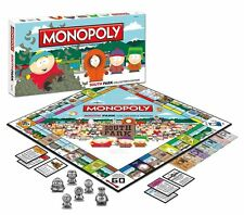 South Park Monopoly Collector's Edition NEW SEALED