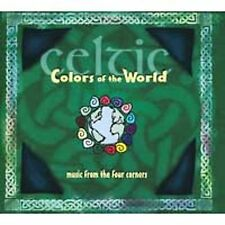 CD - Colors of the World: Celtic - Various Artists (Digipak, Allegro Music)